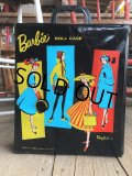 60s Vintage Mattel Barbie Fashion Doll Case (B157)