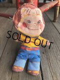 50s Vintage General Foods BIRDS EYE Minx Rag Doll (B127)