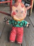 50s Vintage General Foods BIRDS EYE Merry Rag Doll (B128)