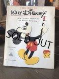 Vintage The Art of Walt Disney Book (B172)