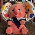 画像7: Vintage Polka dot Pink Elephant Piggy Bank (B197)