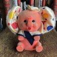 画像1: Vintage Polka dot Pink Elephant Piggy Bank (B197) (1)