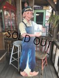 Vintage DUTCH BOY PAINTS Store Display Cardboard Sign (B205)