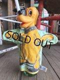 Vintage Gund Disney Hand Puppet Pluto (B206)