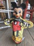 Vintage Gund Disney Hand Puppet Mickey Mouse (B204)
