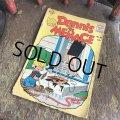 50s Vintage Comic DENNIS THE MENACE (B208)
