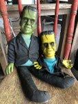 画像12: 60s Vintage Mattel The Munsters TV Show Herman Tanking Doll (B217)