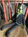 画像4: 60s Vintage Mattel The Munsters TV Show Herman Tanking Doll (B217)