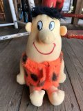 Vintage The Flintstones Fred Doll (B326)