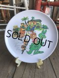Vintage The Flintstones Dinner Plate (B333)