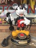 90s Vintage Disney Mickey Phone (B371)