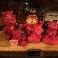 画像4: Vintage Hot Stuff Red Devil PVC Figure Garfield (B379)  (4)