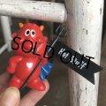 Vintage Hot Stuff Red Devil Figure (B378)