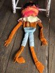 画像7: 70s Vintage FP Muppets Animal Puppet doll (B386)