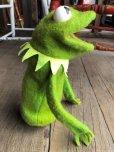 画像4: 70s Vintage FP Muppets Kermit the Frog Puppet doll (B389)