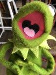 画像5: 70s Vintage FP Muppets Kermit the Frog Puppet doll (B389)