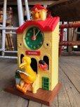 画像4: 70s Vintage Sesame Street Clock (B394)