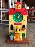 画像1: 70s Vintage Sesame Street Clock (B394) (1)