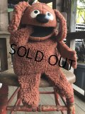 70s Vintage FP Muppets Rowlf  Puppet doll (B387)