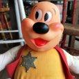 画像9: 60s Vintage IDEAL Terry Toons Deputy Dawg Rubber Face Doll (B355)