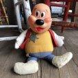 画像12: 60s Vintage IDEAL Terry Toons Deputy Dawg Rubber Face Doll (B355)