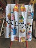 Vintage Sesame Street Fabric 100x76cm (B399)
