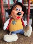 画像13: 60s Vintage IDEAL Terry Toons Deputy Dawg Rubber Face Doll (B355)