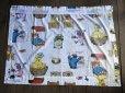画像6: Vintage Sesame Street Fabric 100x76cm (B398)