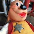 画像6: 60s Vintage IDEAL Terry Toons Deputy Dawg Rubber Face Doll (B355)