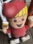 画像5: 60s Vintage Advertising Pillow Doll Play-Doh The PLAY-DOH BOY (B114)