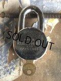 Vintage American Lock Co Series 10 Hardened Padlock (B404)