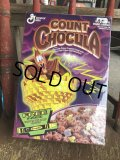 Vintage Cereal  Box  Cout Chocula (B406)