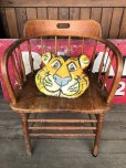 画像8: 60s Vintage Esso Exxon Friends Of The Tiger Pillow Cushion (B416)
