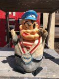 Vintage Popeye Roly Poly Doll 21cm (B426)