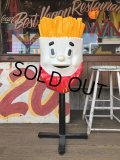 Vintage Mcdonald's Playland Chair French Fry (B459)