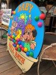 画像5: 90s ShowBiz Pizza Place BABY BALL BATH GAME Original Store Display (B486)