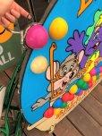 画像7: 90s ShowBiz Pizza Place BABY BALL BATH GAME Original Store Display (B486)
