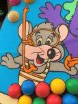 画像8: 90s ShowBiz Pizza Place BABY BALL BATH GAME Original Store Display (B486)