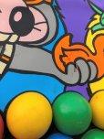 画像16: 90s ShowBiz Pizza Place BABY BALL BATH GAME Original Store Display (B486)
