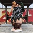 画像1: Vintage Hillbilly Ceramic Decanter (B490)   (1)
