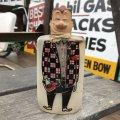 50s Vintage HIP-NIP Flask Bottle (B493)
