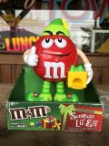 Vintage M&M's Dispenser Santa's Lil' Elf (B501)