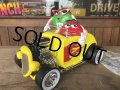 Vintage M&M's Dispenser HOT ROD (B495)