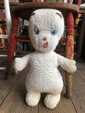 Vintage Casper Plush Doll (B512)