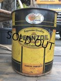 Vintage  Pennzoil Motor Gas Oil 5 Gallon Can (B517)