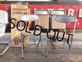 Vintage Samsonite Folding Chair SET (B520)