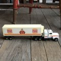 70s Vintage Match Box Buger King Truck Trailer (B571)