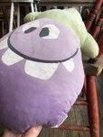 画像6: Vintage Funny Face Cloth Doll Goofy Grape (B572)
