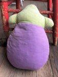 画像5: Vintage Funny Face Cloth Doll Goofy Grape (B572)