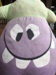 画像7: Vintage Funny Face Cloth Doll Goofy Grape (B572)